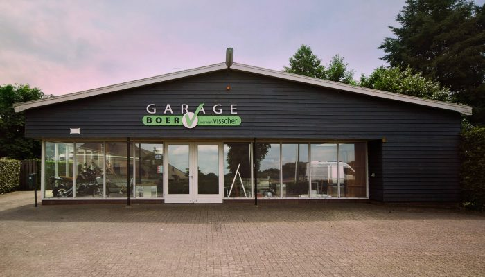 Garage Boer - Entree